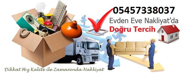KIRIKKALE EMİR EVDEN EVE NAKLİYAT 05457338037