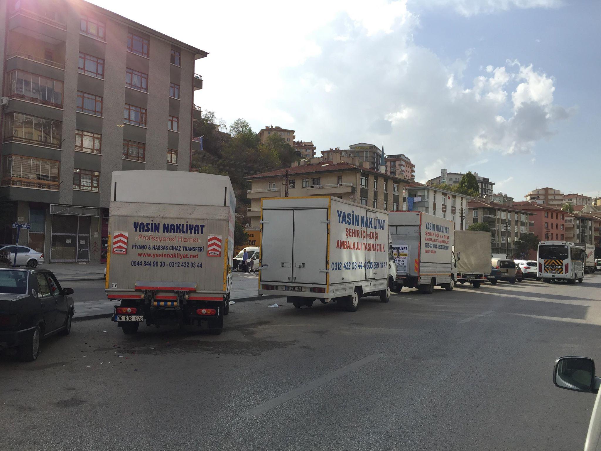 Ankara Yasin Nakliyat