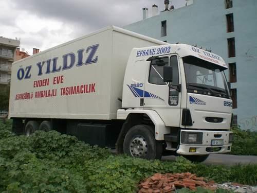 İzmirde öz yıldız nakliyat
